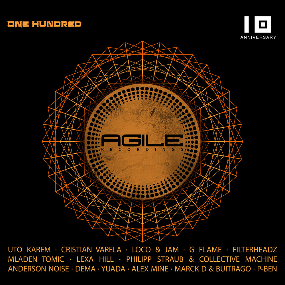 AGILE100 - Various - ONE HUNDRED