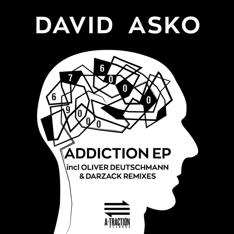 ATRACT048 - David Asko - Addiction EP