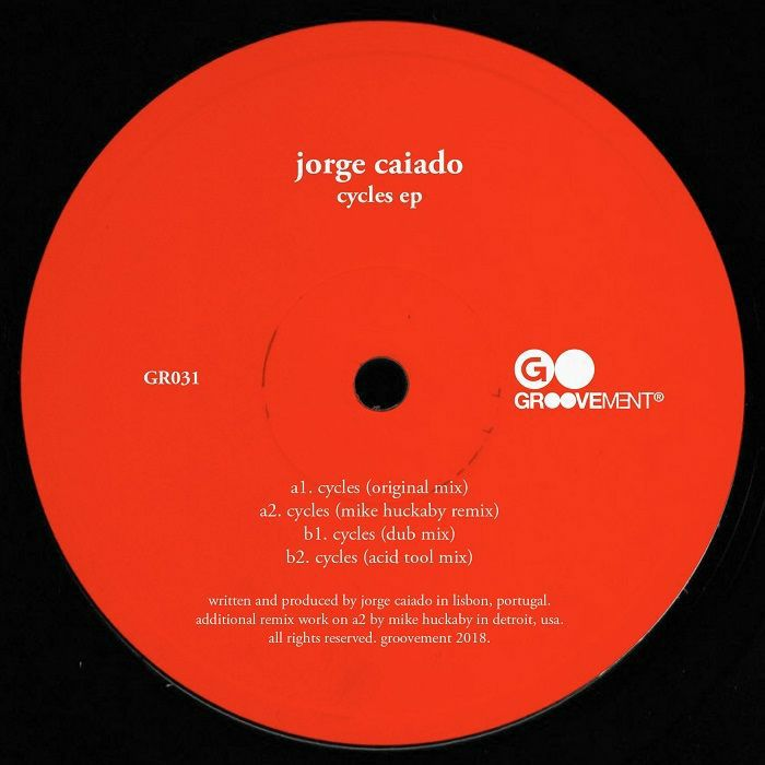GR031 - Jorge Caiado - Cycles