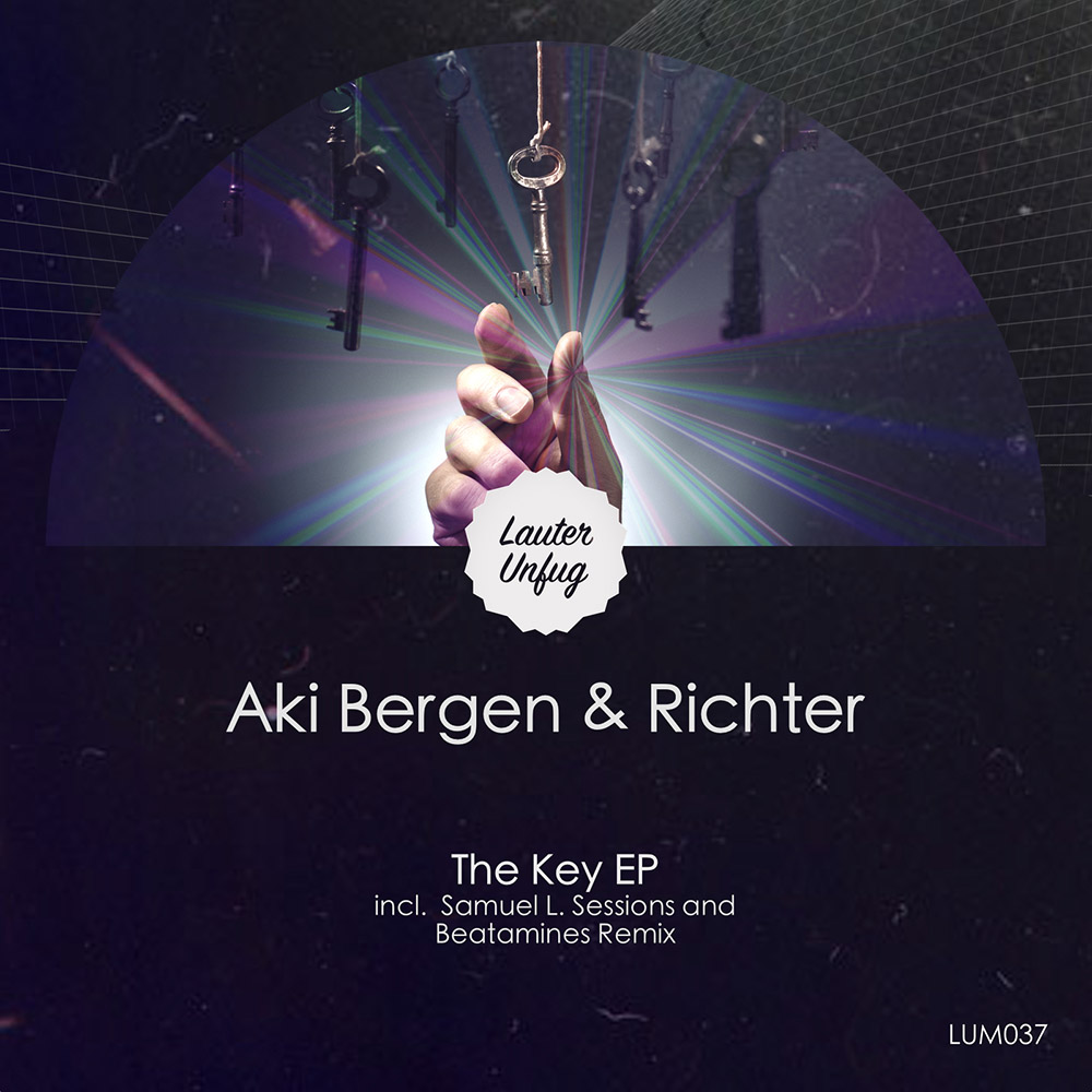 LUM037 - Aki Bergen & Richter - The Key EP