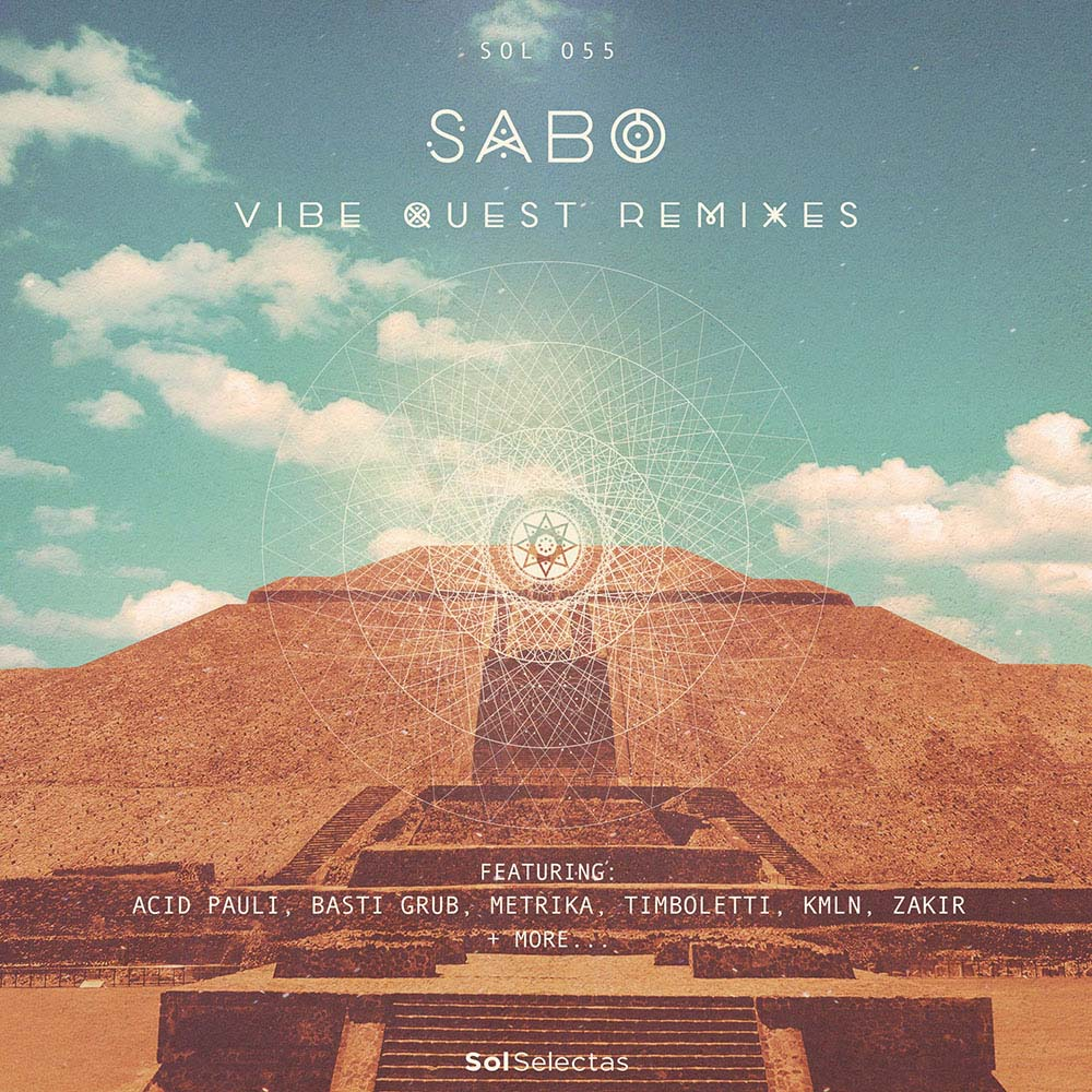 SOL055 - Sabo - Vibe Quest Remixes
